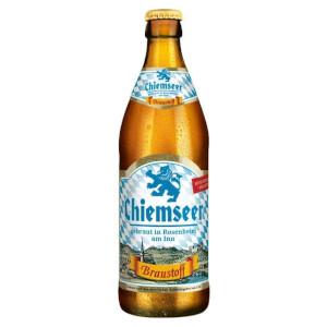Chiemseer Braustoff Alk. 5,6% vol 50cl