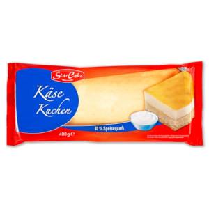Star Cake Käse Kuchen 41% Speisequark 400g