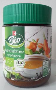K-Bio Gemüsebrühe rein pflanzlich, bio 140g