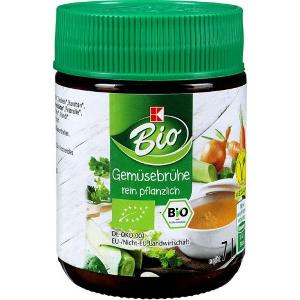 K-Bio Gemüsebrühe 140g für 7L