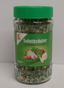 K Classic Salatkräuter Gefriergetrocknet 25g