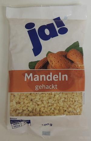 Atco - ja!  Mandeln Gehackt (100g)