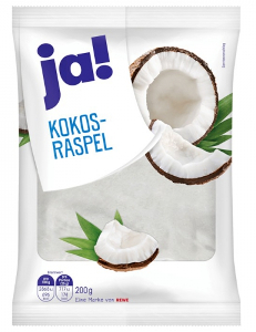 5- Ja! Kokos-Raspel 200g