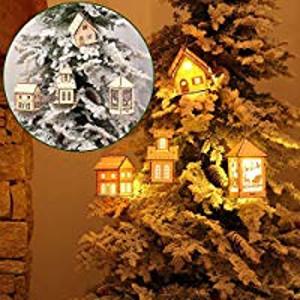 Tarington House Holzhaus LED