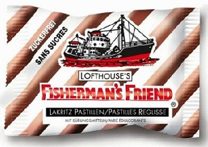 Fisherman's Friend Lakritz 25g
