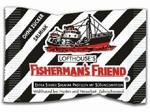 Fisherman's Friend Salmiak 25g