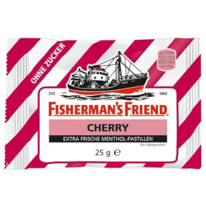 Fisherman's Friend Wild Cherry  (25g)