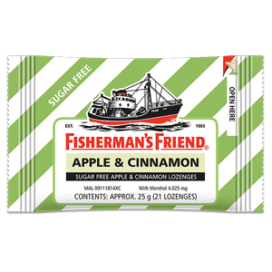 Fisherman's Friend Apfel-Zimt 25g
