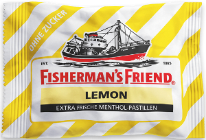 Fisherman's Friend Lemon 25g