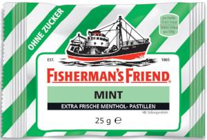 Fisherman's Friend Mint Ohne Zucker 25g