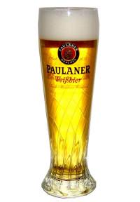 Paulaner Weissbier Glaser 50cl