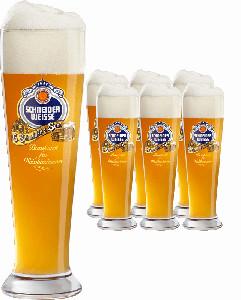 Schneider Weissbierglaser 50cl