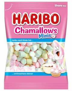 Haribo Chamallows Minis 200g
