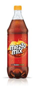 Mezzo Mix Cola Küsst Orange 1L