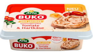 Arla Buko Sonnengereifte Tomate & Hartkäse 200g