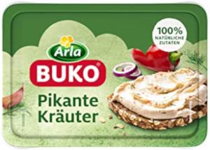 Arla Buko Pikante Kräuter, Frischkäse 200g