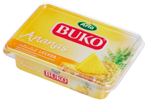 Buko Ananas Frischkäse 200g