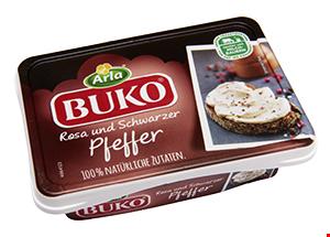 Arla Buko Rosa und Schwarzer Pfeffer (100% Natürliche Zutaten)