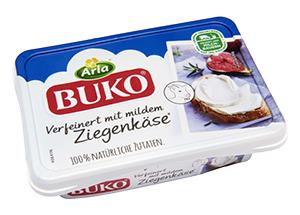 Arla Buko mit mildem Ziegenkäse 200g