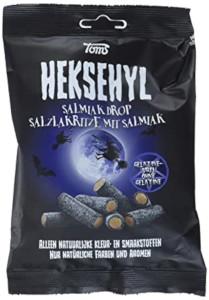 Tom's Heksehyl Salz Lakritze mit Salmiak 150g