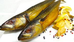 Feine Fischküche Geräucherte Makrele (ganz) ca. 400g