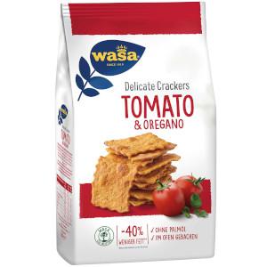 Wasa Delicate Crackers mit Tomato & Oregano 160g