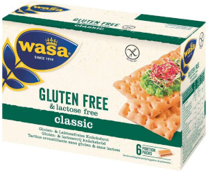 Wasa Classic (Gluten free & Lactose free) 240g