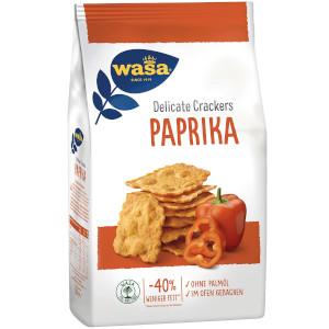Wasa  Delicate Crackers mit Paprika-Geschmack 150g