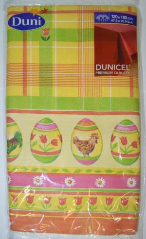 Duni Tischdecke Ostern 120x180cm