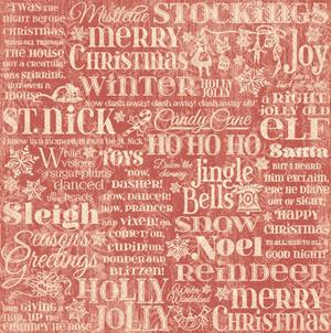 Duni Weihnachtsservietten Merry 20 Stk. (33cm x 33cm)