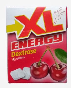 Dextrose Energy Mini Tabletten Traubenzucker mit Kirsche 2er x 50g
