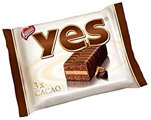 Nestlé Yes Cacao 96g für 3 stück x 32g