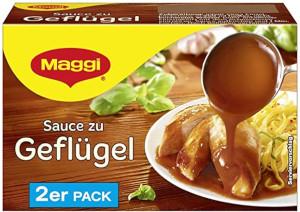 Maggi Sauce zu Geflügel 2er Pack für 500ml