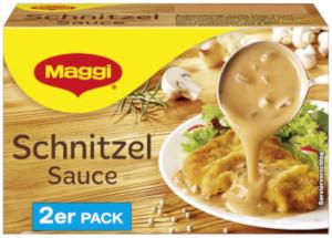 Maggi Schnitzel-Sauce, 2er Pack (2 x 250 ml)