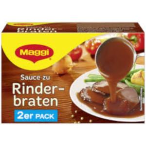 1- Maggi Sauce zu Rinder-braten 2er Pack x 250ml