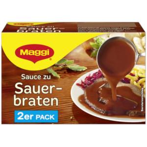 Maggi Sauce zu Sauerbraten 2er Pack