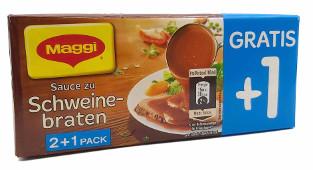 Maggi Sauce zu Schweinebraten 2+1 Pack/ 750ml