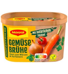 Maggi Gemüse Brühe 288g für 18L