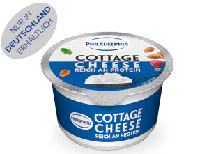 Philadelphia Cottage Cheese Reich an Protein 200g x 2er
