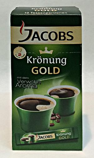 Jacobs Krönung Kaffee Instant (10x1,8g)