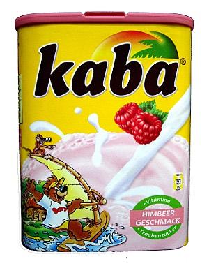 Kaba: Getränkepulver Himbeer (400g)
