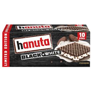 Hanuta Black & White Limited Edition 220g für 10 Stück