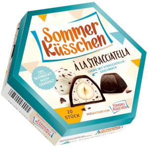 Ferrero Küsschen Sommer Küsschen à la Stracciatella 182g für 20er