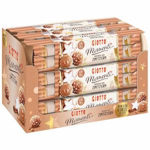Ferrero GIOTTO Momenti Zimtstern 4 Stangen (154g Packung)