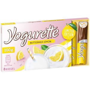 Ferrero Yogurette Buttermilk Lemon 100g für 8er