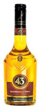 Licor 43  Cuarenta y tres Liqueur Alk. 31% vol 700ml