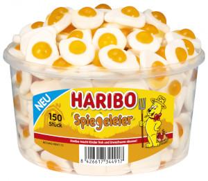 3- Haribo Spiegeleier 975g für 150 Stück