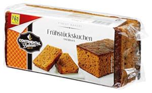 Continental Bakeries Frühstückskuchen Ontbijtkoek 350g