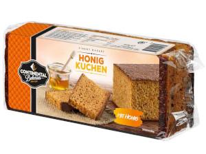 Continental Bakeries Honigkuchen 350g