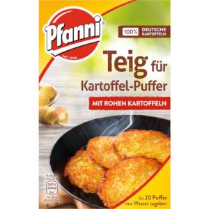 Pfanni Teig für Kartoffelpuffer 220g für 20 Puffer